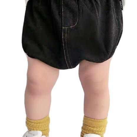 1574070471.33. Denim shorts black