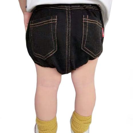 1574070490.33. Denim shorts black back