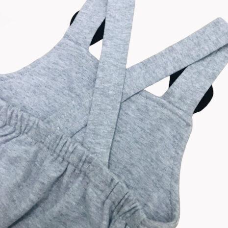 1574071960.35. Bear sleeveless onesie grey close