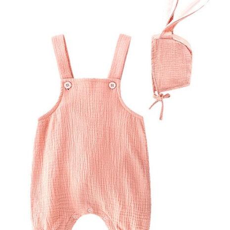 1574074129.37. Bunny dungaree pink