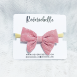 Baby Headbands & Clips ( 2 for $9)