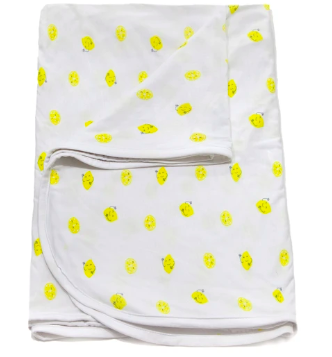 Blanket Swaddle With 3 Fruity Design a