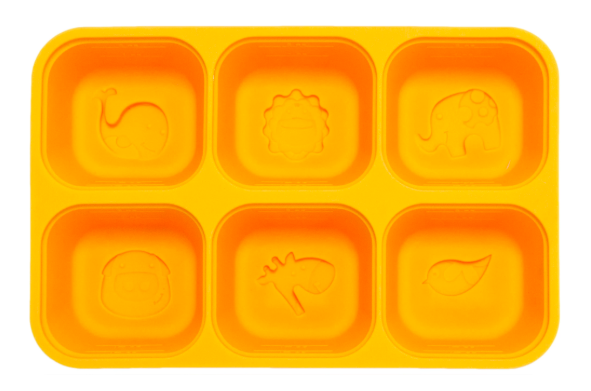 Marcus & Marcus Food Cube Tray 6