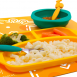 Marcus & Marcus Silicone Divided Plate 1