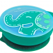 Marcus & Marcus Suction Bowl with Lid 5