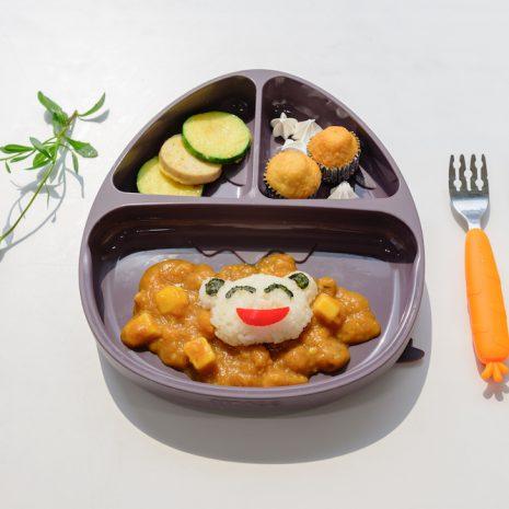Monee Dino Food Plate c