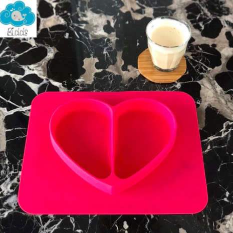 My-love Silicone Suction Plate