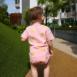 Nenas Onesie – Pink g2