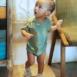 Nenas Onesie – Teal