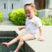 Nenas Onesie – White g2