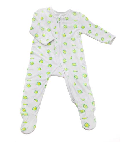 Pyjamas Zipsuit With 3 Fruity Design -- Buy 2 Get Free Blanket g