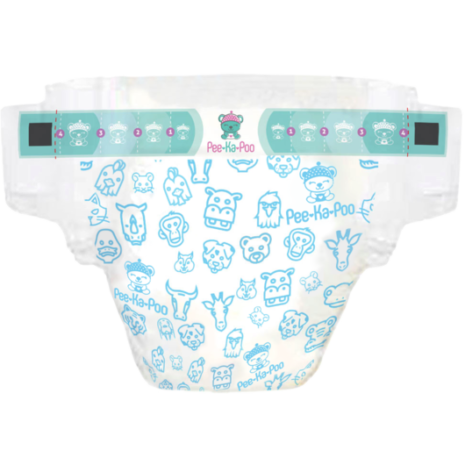 Taped Diapers Walker L 9kg - 14kg (80 Pieces)g2