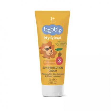 Bebble My Friend Sun Protection Cream SPF 50 (75ml)