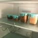 Marcus & Marcus Tritan Air Tight Container – 4oz x 3pcs 3