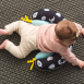 Taf Toys 2 in 1 Tummy Time Pillow 2