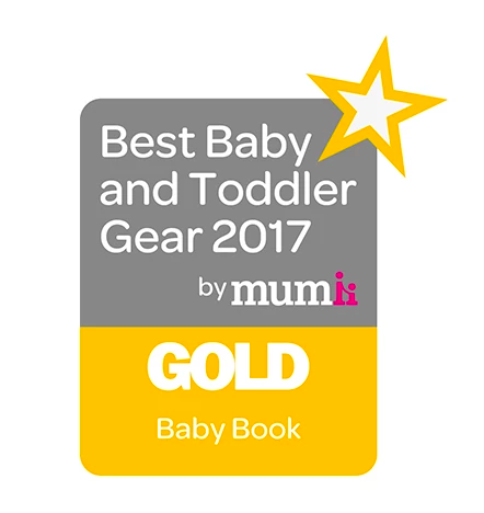 Taf Toys 3 in 1 Baby Book 5