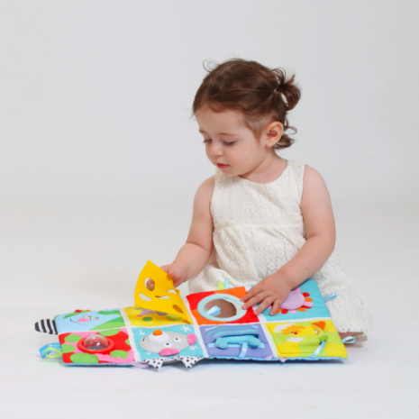 Taf Toys Cot Play Center 3