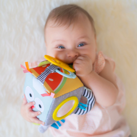 Taf Toys Development Cube