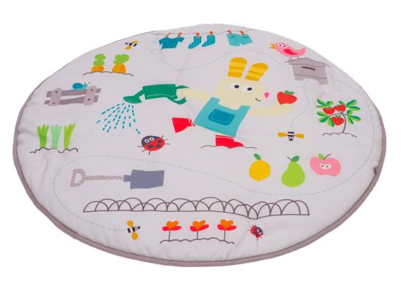 Taf Toys Garden Tummy-Time Gym 2