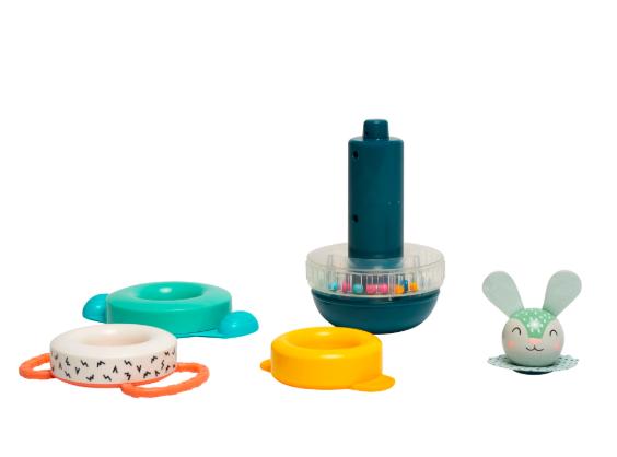 Taf Toys Hunny Bunny Stacker 5