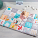 Taf Toys I Love Big Mat – Soft Colors 4
