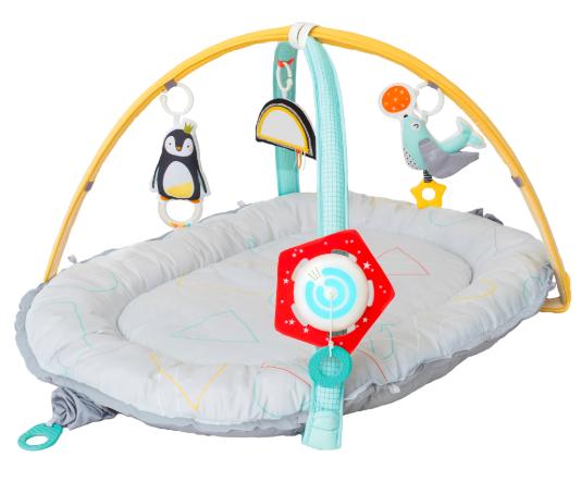 Taf Toys Musical Newborn Nest & Gym 2