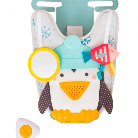 Taf Toys Penguin Play & Kick Car Toy 1