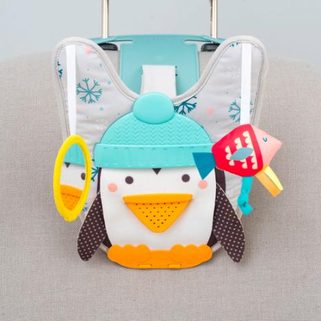 Taf Toys Penguin Play & Kick Car Toy 2