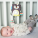 Taf Toys Prince the Penguin Baby Soother 3