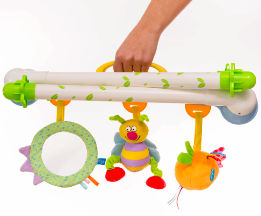 Taf Toys Take to Play Baby Gym 2