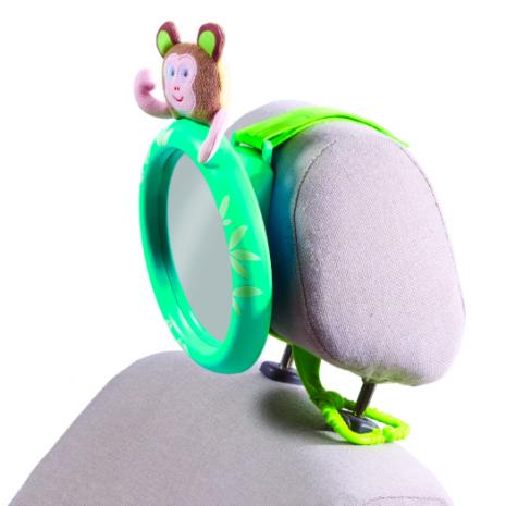 Taf Toys Tropical Car Mirror 2
