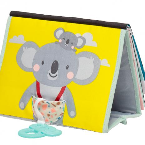 Taf Toys Tummy Time Book 3